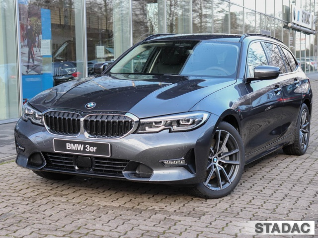 BMW 330i Touring Sport Line, Prof.-Paket, Business