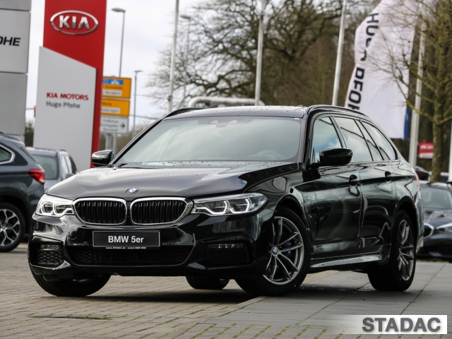 BMW 530d M-Sport, Innovationsp. AHK, Panorama,